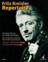 Fritz Kreisler Repertoire 1 Violon Et Piano