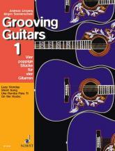 Limperg Andreas / Sonnenschein Jürgen - Grooving Guitars   Band 1 - 4 Guitars
