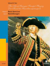 Tarr Edward H. - The Art Of Baroque Trumpet Playing Vol. 1 - Trumpet