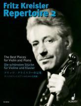 Fritz Kreisler - Repertoire Vol.2 - Violon Et Piano