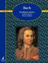 Bach J.s. - Famous Pieces - Piano