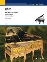 Bach J.s. - Little Preludes - Piano