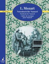 Mozart Leopold - Notebook For Nannerl - Piano