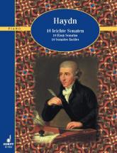 Haydn Joseph - Ten Easy Sonatas - Piano