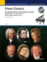 Piano Classics + Cd - Piano