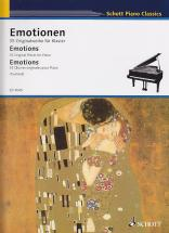 Emotions, 35 Original Pieces - Piano