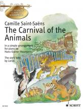 Saint-saens Camille - The Carnival Of The Animals - Piano