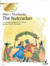 Tchaikovsky Peter Iljitsch - The Nutcracker Op. 71 - Piano
