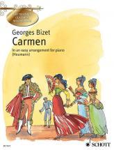 Bizet Georges - Carmen - Piano