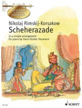 Rimsky-korsakov N. - Scheherazade - Piano