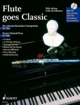Flute Goes Classic + Cd - Flute, Piano Ad Lib.