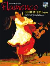 Graf-martinez Gerhard  - Flamenco Guitar Method Vol. 1 - Guitar