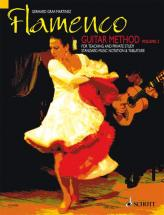 Graf-martinez Gerhard  - Flamenco Guitar Method Vol. 2 - Guitar
