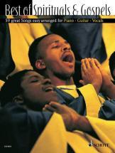 Best Of Spirituals & Gospels - Voice And Piano, Guitar Ad Lib.