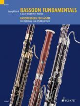 Klutsch G. - Bassoon Fundamentals - A Guide To Effective Practice