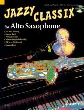 Jazzy Classix - Alto Saxophone; Piano Ad Lib.