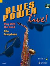 Dechert Gernot  - Blues Power Live! - Alto Saxophone