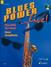 Dechert Gernot  - Blues Power Live! - Tenor Saxophone