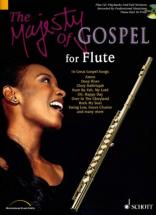 The Majesty Of Gospel - Flute; Piano Ad Lib.