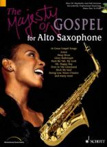 The Majesty Of Gospel - Alto Saxophone, Piano Ad Lib.