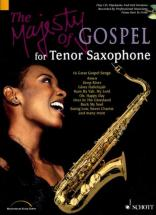 Rieger Jochen - The Majesty Of Gospel - Tenor Saxophone