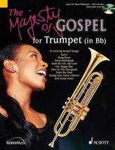 The Majesty Of Gospel - Trumpet In Bb, Piano Ad Lib.