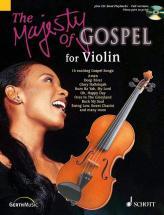 Rieger Jochen - The Majesty Of Gospel - Violin
