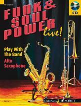 Dechert Gernot  - Funk & Soul Power Alto Saxophone - Alto Saxophone