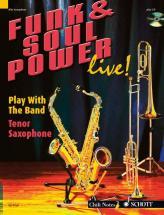 Dechert Gernot  - Funk & Soul Power Tenor-saxophone - Tenor Saxophone