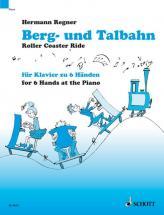 Regner Hermann - Roller Coaster Ride - Piano