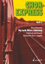 Chor-express Heft 4 - Mixed Choir