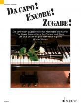 Da Capo! Encore! Zugabe! - Clarinet In Bb And Piano