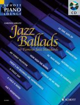 Jazz Ballads + Cd - Piano