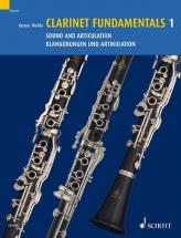 Wehle Reiner  - Clarinet Fundamentals Vol. 1 - Clarinet