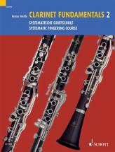 Wehle Reiner  - Clarinet Fundamentals Vol. 2 - Clarinet