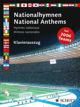 National Anthems - Piano Solo Or With Voice