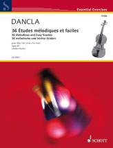 Dancla Charles - 36 Melodious And Easy Studies Op. 84 - Viola