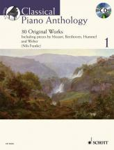 Classical Piano Anthology Vol.1 + Cd