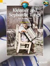 Klezmer And Sephardic Tunes + Cd - Accordon