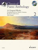 Classical Piano Anthology Vol.2 + Cd