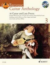 Anthologie De La Guitare Baroque Vol.3 + Cd