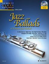 Jazz Ballads + Cd - Flute, Piano