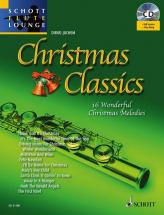 Christmas Classics - 16 Wonderful Christmas Melodies - Flute
