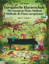 Emonts Fritz - The European Piano Method Band 2 - Piano