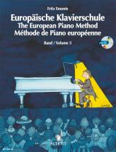 Emonts Fritz - The European Piano Method Band 3 - Piano