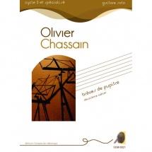 Chassain O. - Breves De Pupitre - Deuxieme Cahier - Guitare