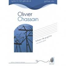 Chassain O. - Breves De Pupitre - Troisieme Cahier - Guitare