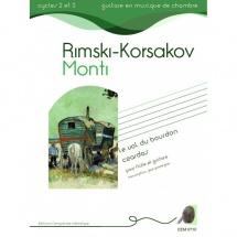 Rimski-korsakov N. - Le Vol Du Bourdon/monti V. - Czardas - Flûte Et Guitare