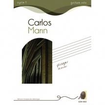 Marin Carlos - Pliages - Guitare
