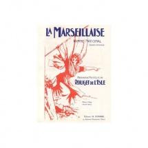 Rouget De Lisle Claude Joseph - La Marseillaise - Chant, Choeur Et Piano